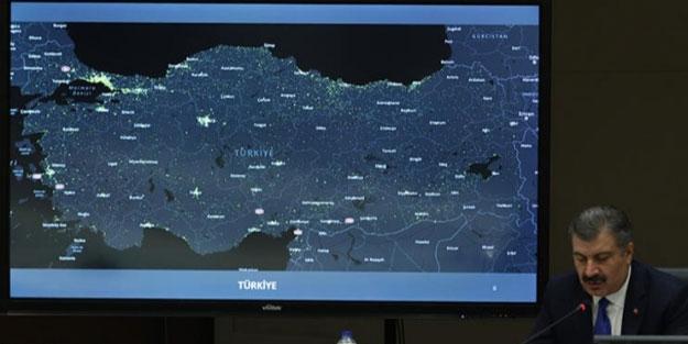 Koronavirüste Türkiye'deki ilk vakanın kaynağı belli oldu