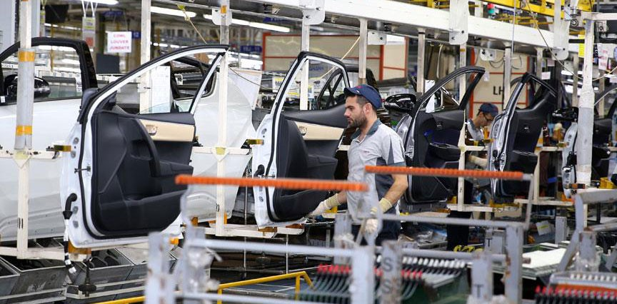 Türkiye'de ocak-şubat aylarında 266 bin araç üretildi