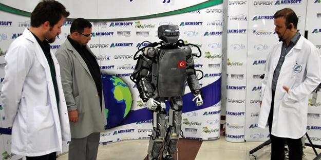 Türkiye'de robotlar bu tarihte 'işbaşı' yapacaklar