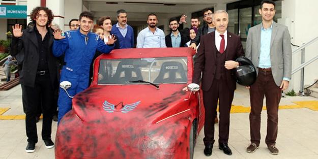 Türkiye'de üretildi, 100 km'de 1.4 TL yakıyor