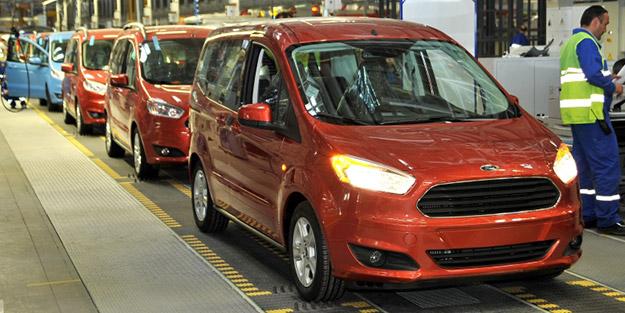 Türkiye'de üretimi ilk durduran otomobil firması belli oldu