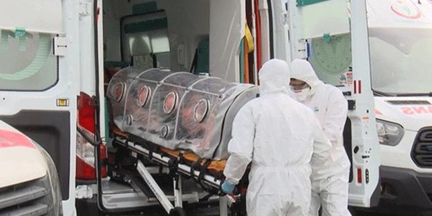 Türkiye'deki ilk koronavirüslü hasta böyle tedavi ediliyor