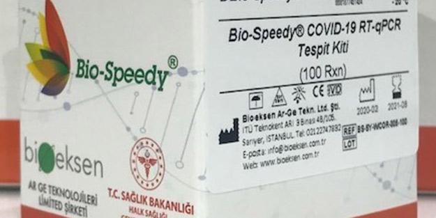 Türkiye'deki vakaların ardından flaş gelişme! Yerli koronavirüs test cihazı geliştirdi