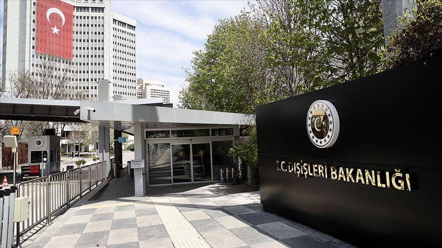 Türkiye'den AB müzakerelerine başlayan Kuzey Makedonya ve Arnavutluk'a tebrik