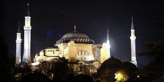 Türkiye'den ABD'ye Ayasofya cevabı
