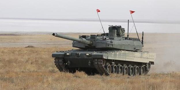 Türkiye'den Altay tankının seri üretimi için kritik hamle
