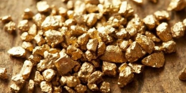 Türkiye'den altın müjdesi