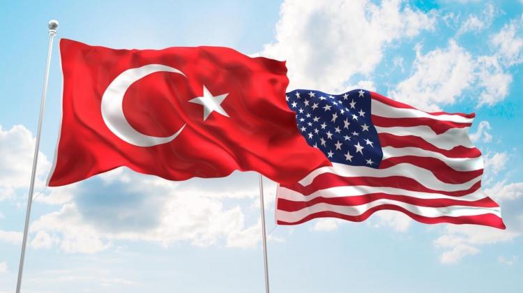 TÜRKİYE'DEN AMERİKA'YA TELEFON: SONA ERDİRİN