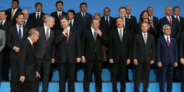 Türkiye'den büyük rest... Kritik zirveye damga vuracak