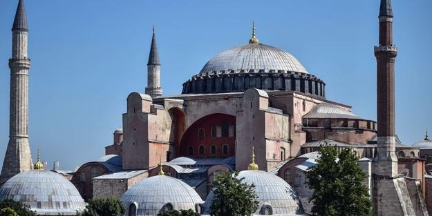 Türkiye'den çok sert Ayasofya çıkışı: Şiddetle reddediyoruz!