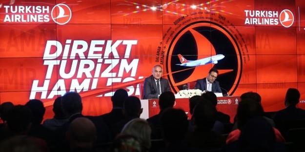 Türkiye'den 'Direkt Turizm Hamlesi'! 'Turkey' yerine 'Turkish'