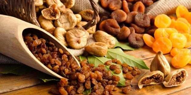 Türkiye'den dünyaya milyonlarca dolarlık kuru meyve ihracatı