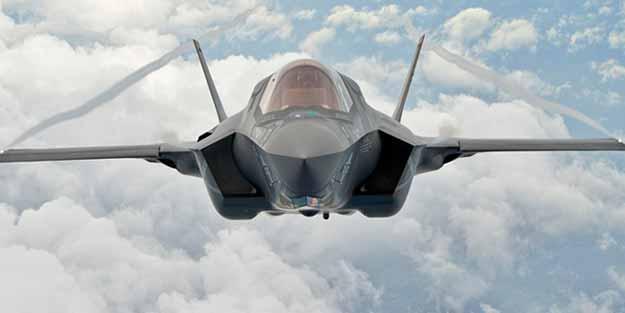Türkiye'den F-35 açıklaması: Biz sizi cezalandırmak istiyoruz...
