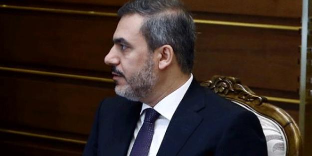 Türkiye'den Hakan Fidan ile ilgili yeni açıklama!