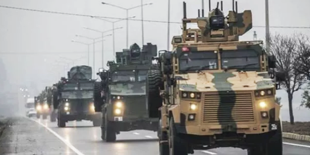 Türkiye'den hayati bölgede kritik hamle! Askerler yola çıktı