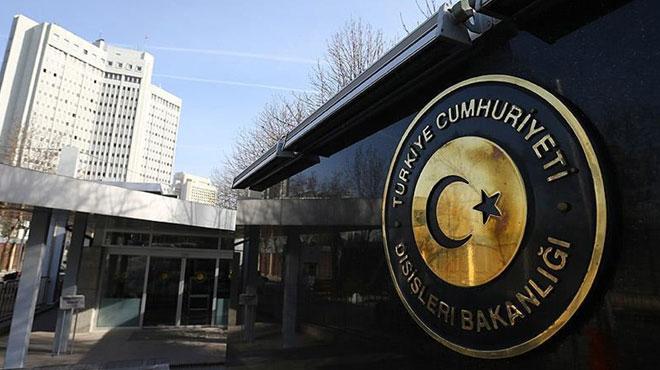 Türkiye'den Irak açıklaması: Büyük bir hüzüntüyle öğrendik