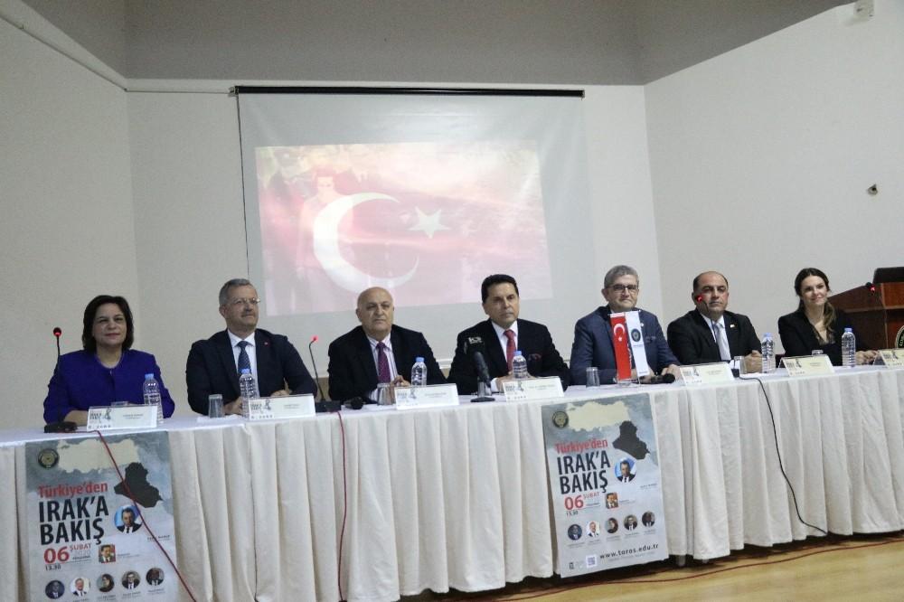 'Türkiye'den Irak'a Bakış' konferansı