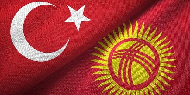 Türkiye'den Kırgızistan'a yardım eli