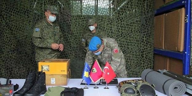 Türkiye'den o ülkenin ordusuna hibe