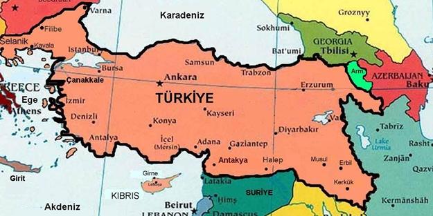 Türkiye'den Sevr Anlaşması'nı gündeme getiren Ermenistan'a