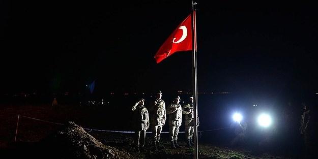 TÜRKİYE'DEN SURİYE'YE GECE YARISI OPERASYONU