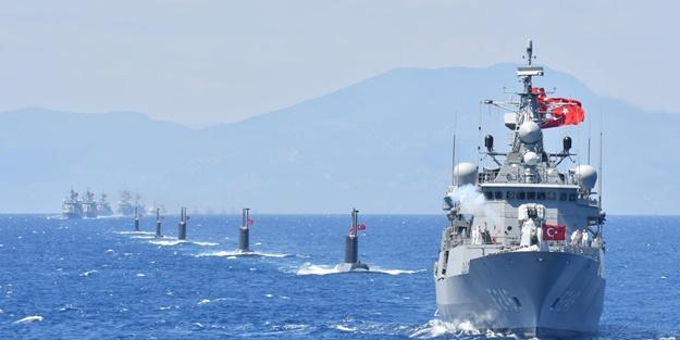 Türkiye'den tüm Akdeniz'e müdahale mesajı