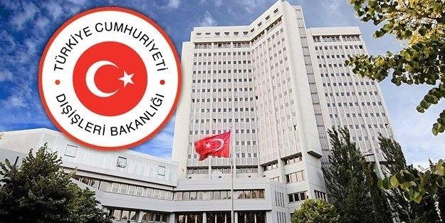 Türkiye'den Yunanistan'a 'Kardak' cevabı