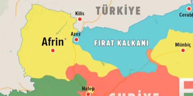 Türkiye'nin Afrin harekatına kritik destek! Hazır bekliyorlar...