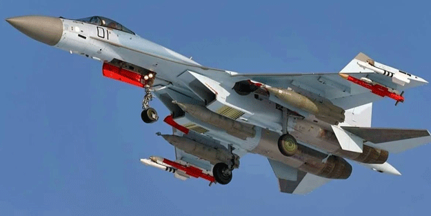 Türkiye'nin de gündeminde! Rusya'dan Su-35 savaş uçakları ile ilgili yeni hamle