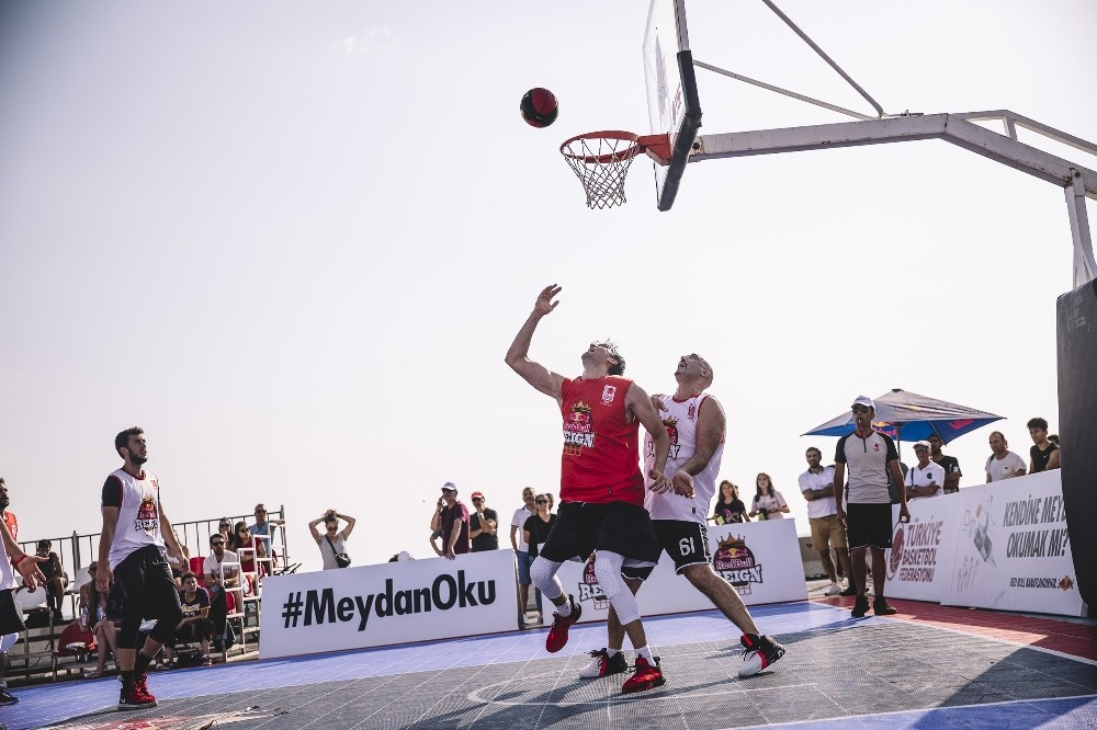Türkiye'nin en büyük 3x3 Basketbol Turu'nda sıradaki durak Bursa