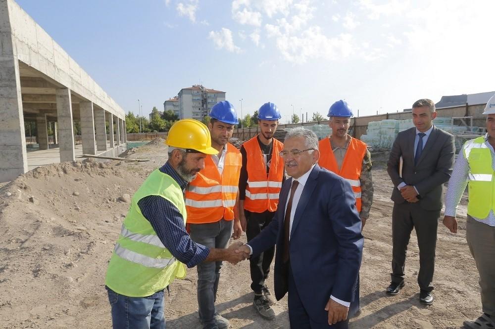 Türkiye'nin en kapsamlı tesisi