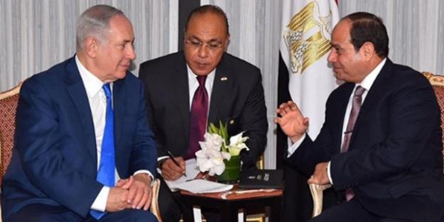 Türkiye'nin hamlesi her şeyi değiştirdi! İsrail ve Mısır'ı birbirine düşürdü
