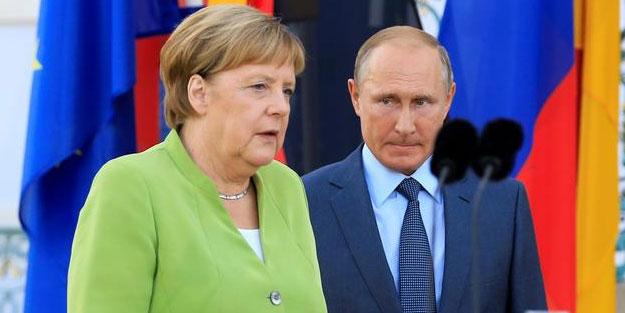Türkiye'nin hamlesi Putin ve Merkel'i endişelendirdi