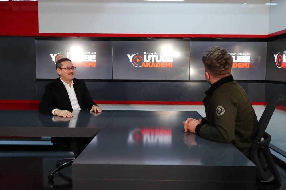 Türkiye'nin ilk Youtube Merkezi Başakşehir'de açıldı
