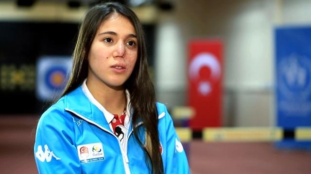 Türkiye'nin kadın gladyatörü: İlke Özyüksel