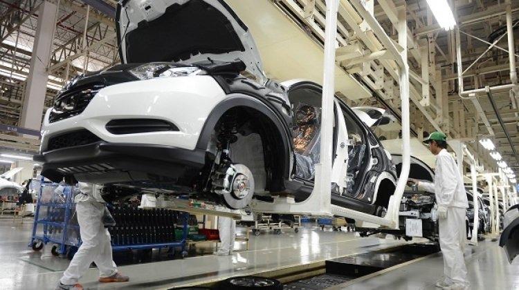 Türkiye'nin otomotiv üretimi yükseldi