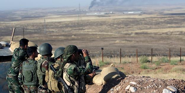 Türkiye'nin restini görünce Musul operasyonunu durdurdular