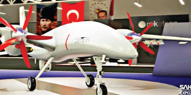 """Türkiye'nin savunmadaki gücü """"sanal fuara"""" taşındı"""