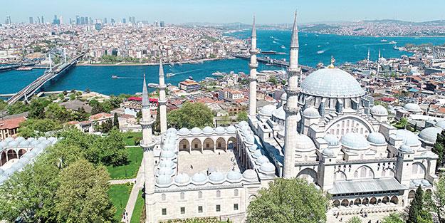 Türkiye'nin 'simge' camileri manevi iklimin merkezi olacak