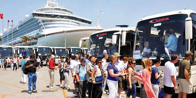 Turizm geliri yüzde 31 arttı 1