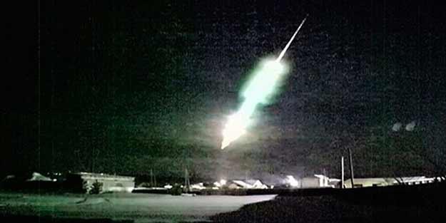Türkiye'ye düşen meteor değil mi? Ezber bozan sözler: Haarp ile ilgili olabilir