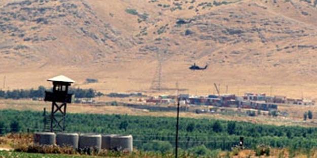 Türkiye'ye geçmeye çalışan mültecilere İran ateş açtı