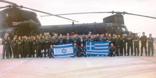 Türkiye'ye karşı İsrail-Yunanistan ittifakı!