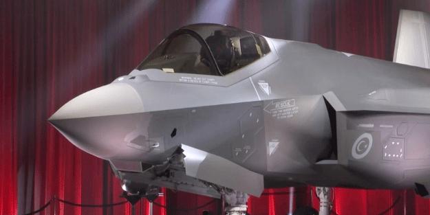 Türkiye'ye verilmeyen F-35 savaş uçakları ABD'nin başına bela olacak