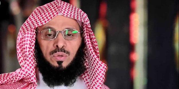 Türkiye'yi hedef alan Suudi alime o ülkeden olay tepki