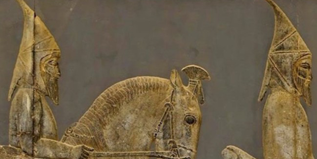 Türklerin bilinen ilk görüntüsü!
