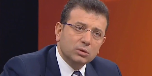 Türkmen Alevi Bektaşi Vakfı Başkanı Özdemir'den İmamoğlu hakkında suç duyurusu