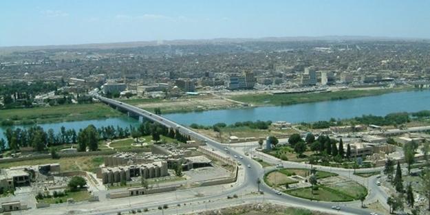 Türkmen diyarı: Musul