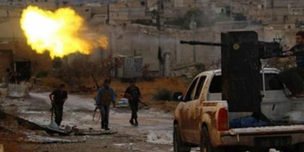 Türkmen ilçesinde intihar saldırısı