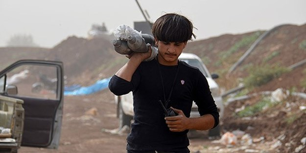 'Türkmen köyleri YPG tehdidinde'